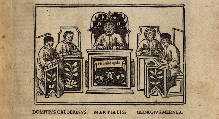 Seminario di filologia classica all'Università di Parma